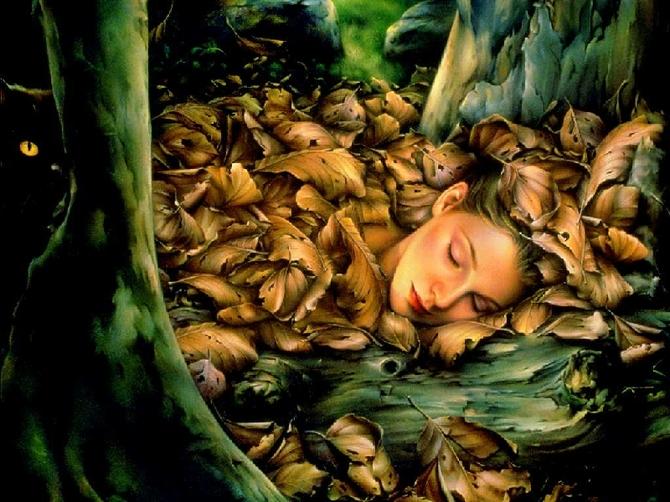 Сказка про Спящую Фею